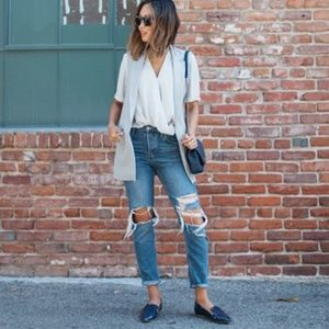 Topshop Moto Hayden Ripped Jeans Size 28